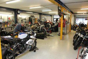 Gilex voor reparatie en onderhoud motoren